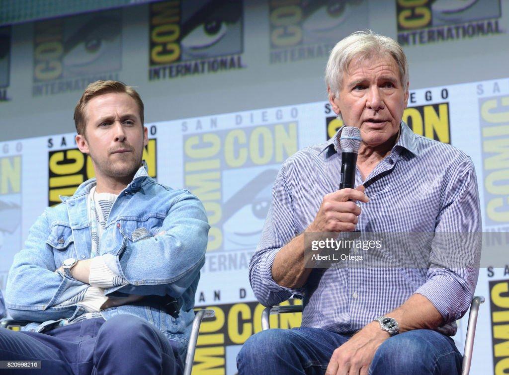 Comic-Con International 2017 - Warner Bros. Pictures Presentation : News Photo