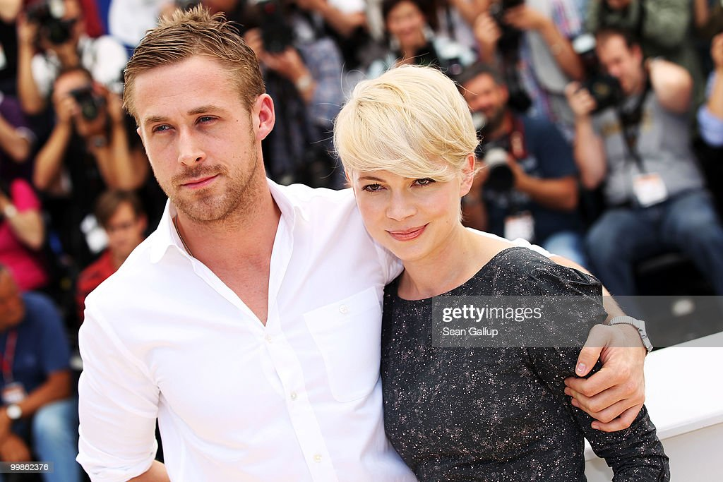 Actors Ryan Gosling And Michelle Williams Attend The U0027Blue Valentineu0027  Photocall At The Palais