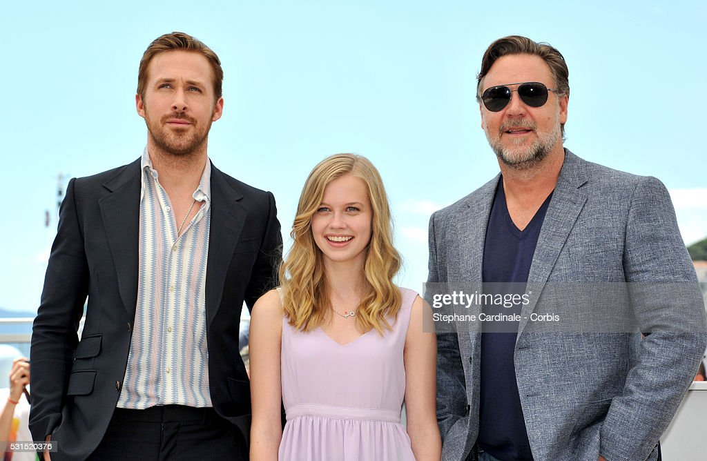 """The Nice Guys"" Photocall - The 69th Annual Cannes Film Festival : News Photo"