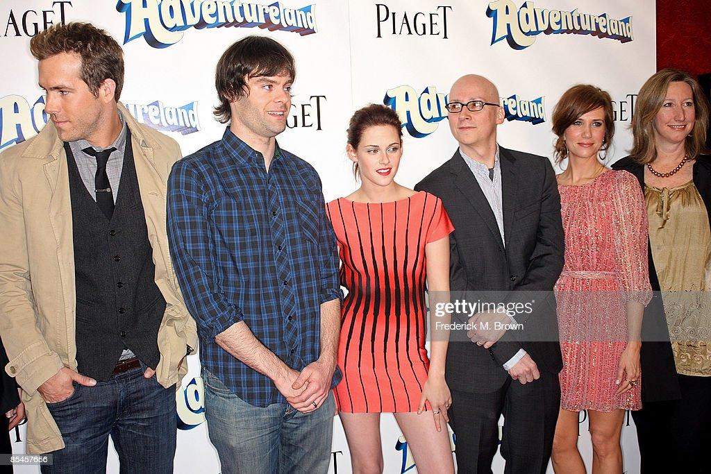 """Premiere Of Miramax Films' """"Adventureland"""" - Arrivals : News Photo"""