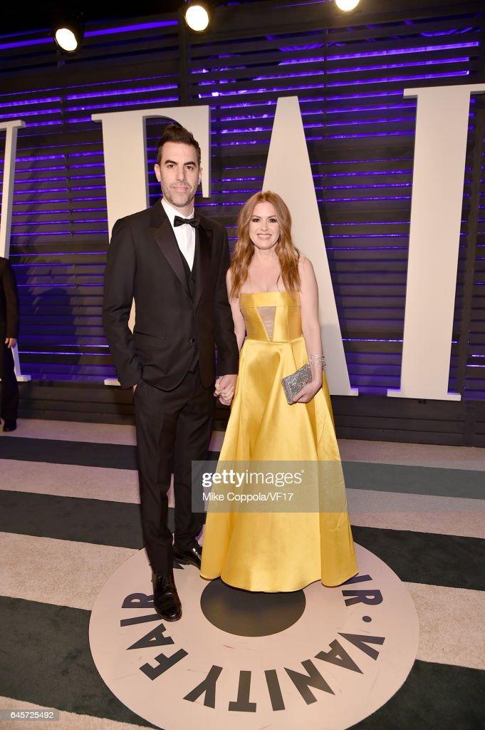 2017 Vanity Fair Oscar Party Hosted By Graydon Carter - Roaming Arrivals : News Photo