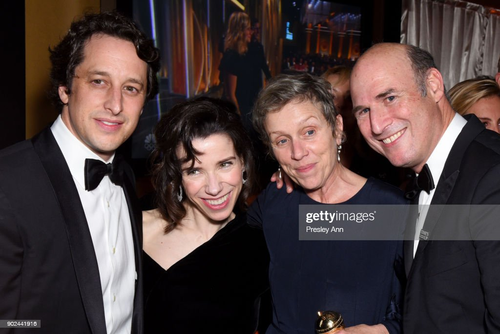 FOX, FX And Hulu 2018 Golden Globe Awards After Party - Inside : News Photo