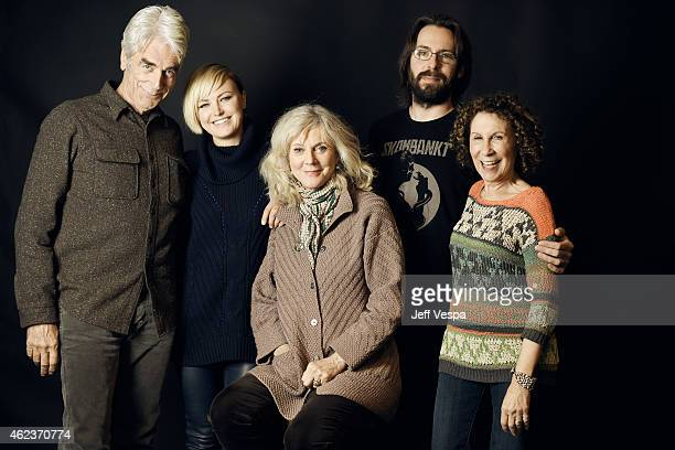 Actors Sam Elliott Malin Akerman Blythe Danner Martin Starr and Rhea Perlman of I'll See You in My Dreams pose for a portrait at the Village at the...