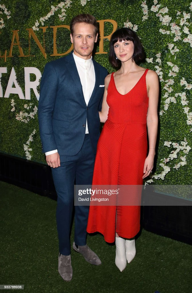 "For Your Consideration Event For STARZ's ""Outlander"" - Arrivals"