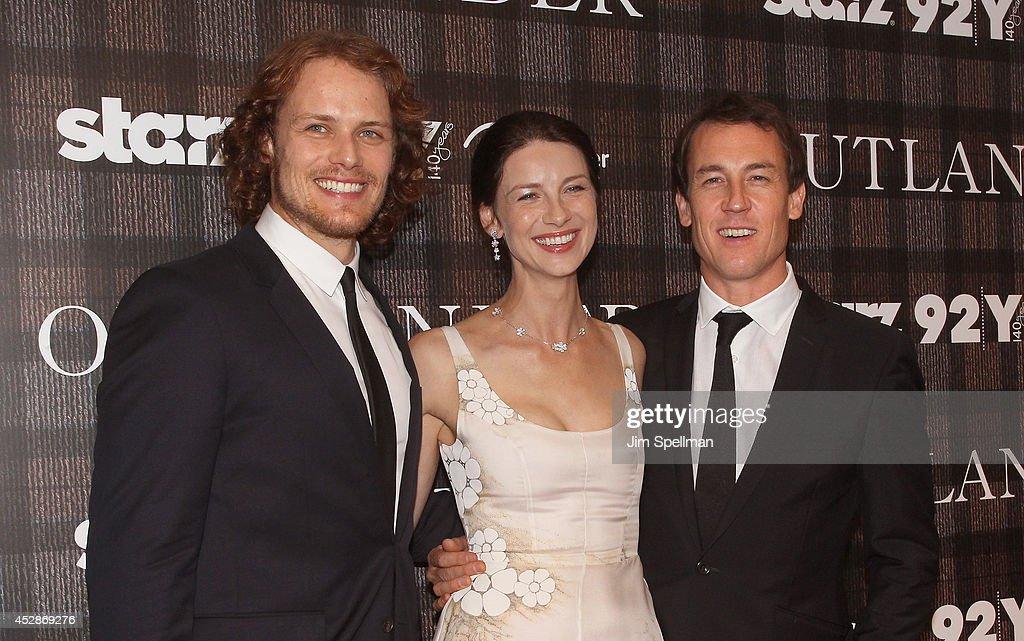 "92nd Street Y Presents: ""Outlander"" : News Photo"