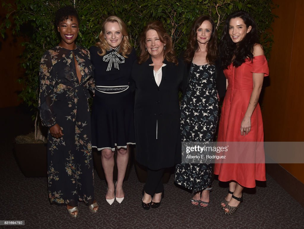 """FYC Event For Hulu's """"The Handmaid's Tale"""" - After Party : News Photo"""
