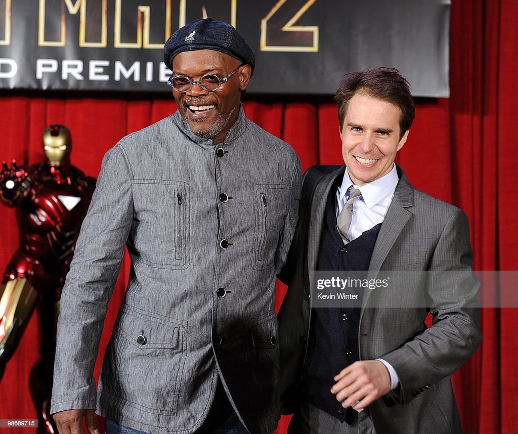 "World Premiere Of Paramount Pictures & Marvel Entertainment's ""Iron Man 2� : News Photo"