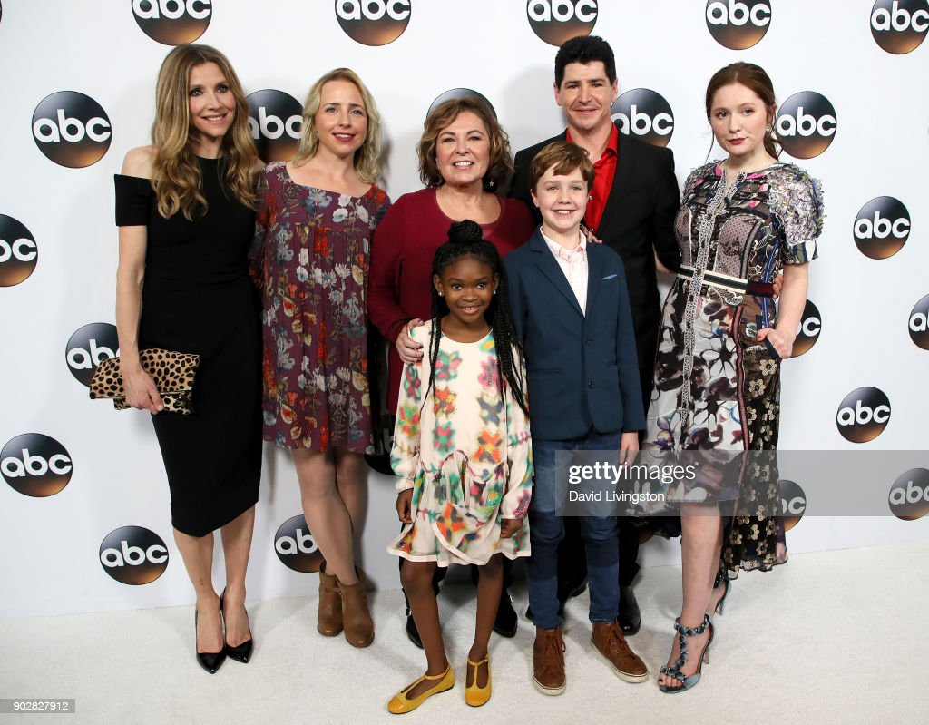Disney ABC Television Group Hosts TCA Winter Press Tour 2018 - Arrivals : News Photo