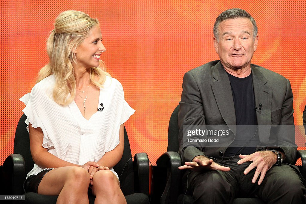 Television Critic Association's Summer Press Tour - CBS/CW/Showtime Panels - Day 1 : News Photo