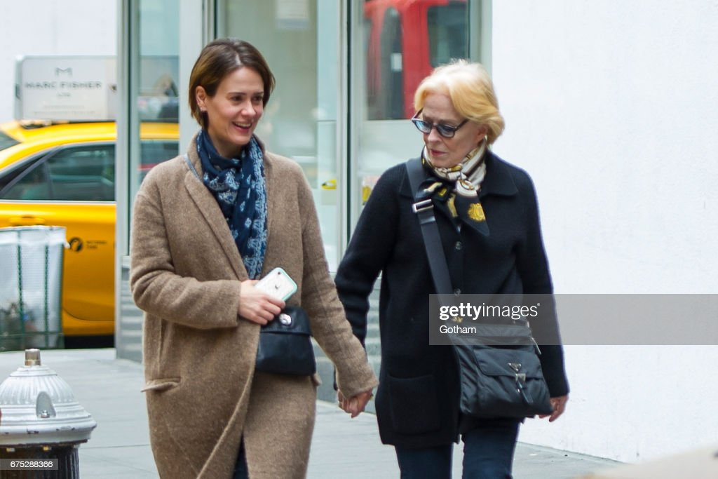Celebrity Sightings in New York City - April 30, 2017 : News Photo