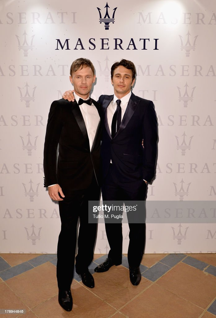 Celebrities At The Terrazza Maserati - Day 4 - The 70th Venice ...