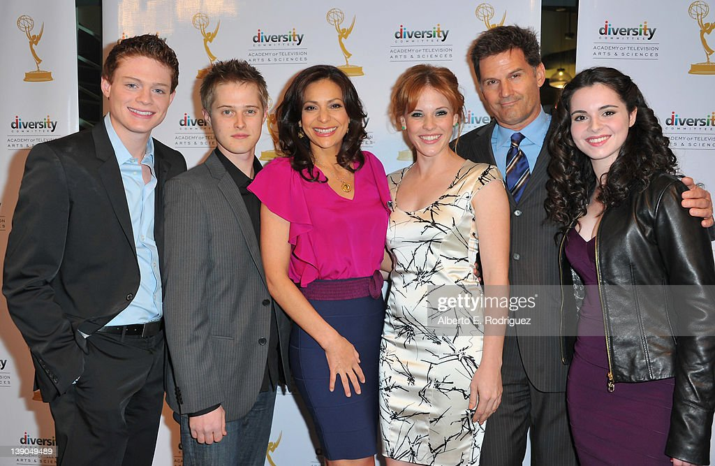 "The Academy Of Television Arts & Sciences Diversity Committee & ABC Family Presents ""Switched At Birth"""