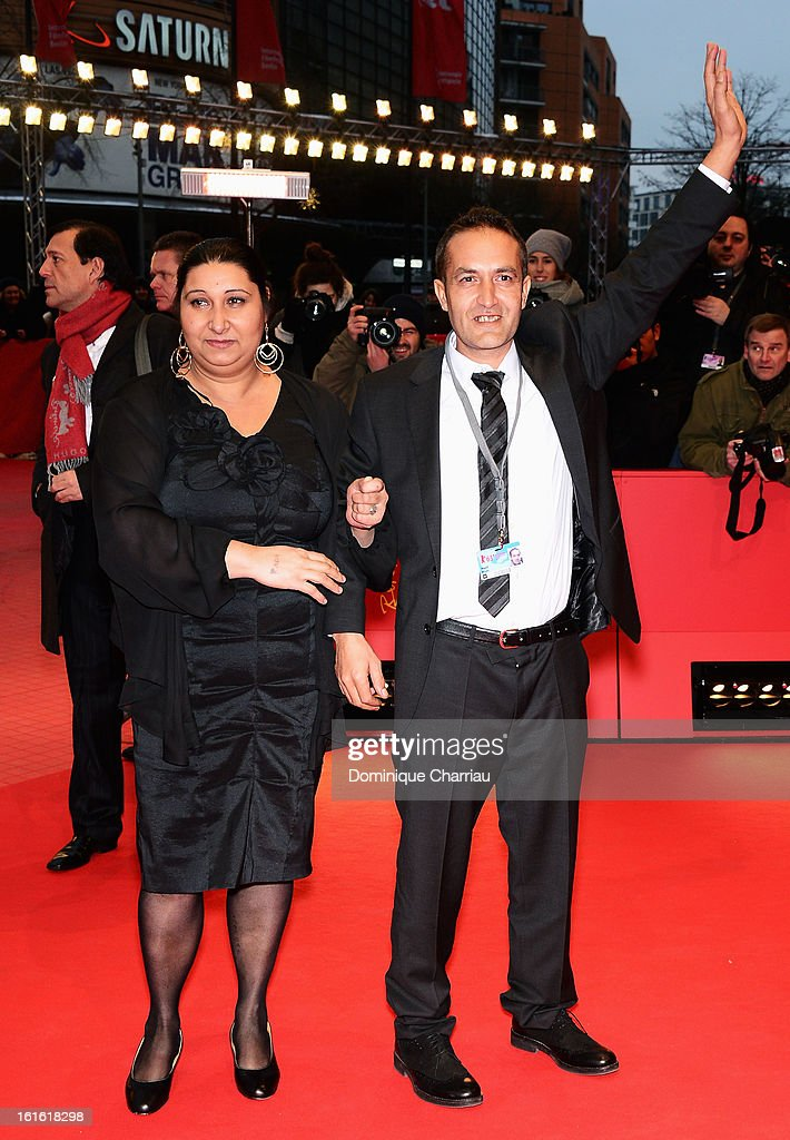 'An Episode in the Life of an Iron Picker' Premiere - 63rd Berlinale International Film Festival