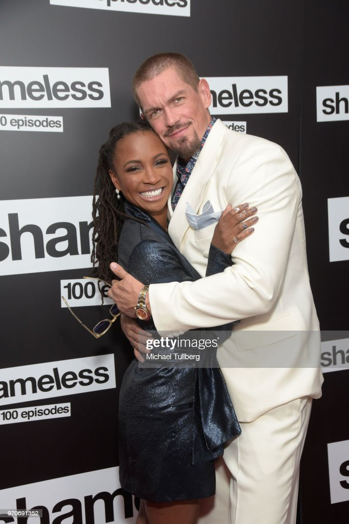 "Showtime's ""Shamelesss"" 100 Episode Celebration - Arrivals : News Photo"