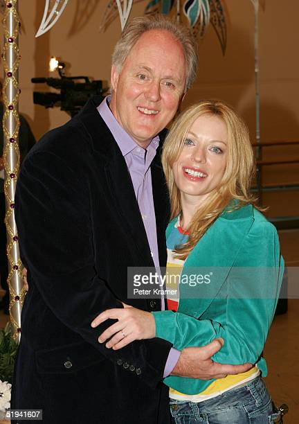 Actors Sherie Rene Scott and John Lithgow rehearse scenes from their new musical Dirty Rotten Scoundrels which will preview on January 31 on January...