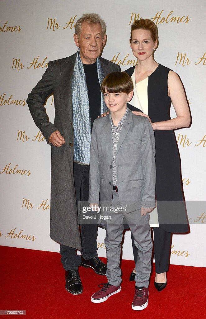 """Mr Holmes"" - UK Premiere - VIP Arrivals"