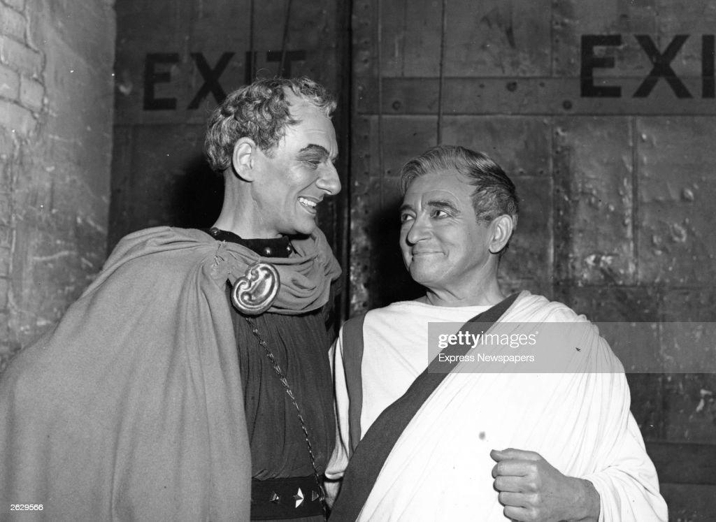 Acting Romans : News Photo