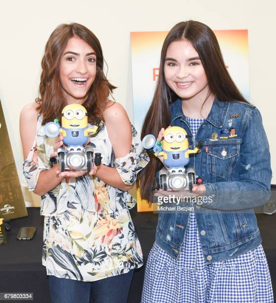 Actors Soni Bringas and Landry Bender attend Celebrities to the Rescue Hollywood's Day of Community Service on May 6 2017 in Studio City California
