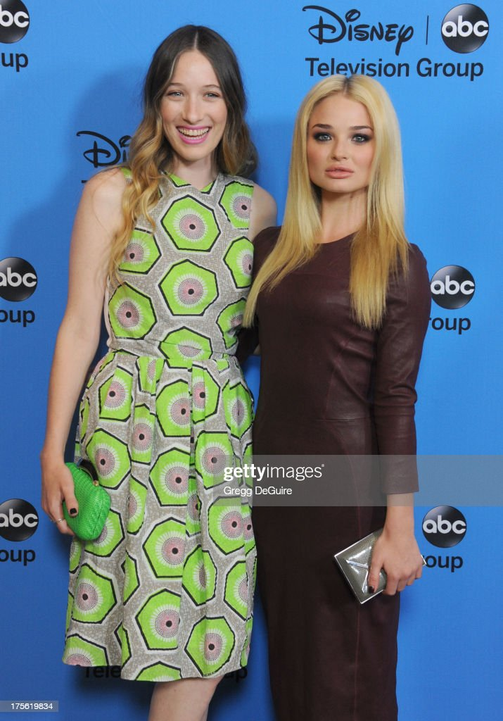 2013 Television Critics Association's Summer Press Tour - Disney/ABC Party