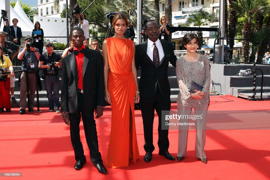 'Grigris' Premiere - The 66th Annual Cannes Film Festival