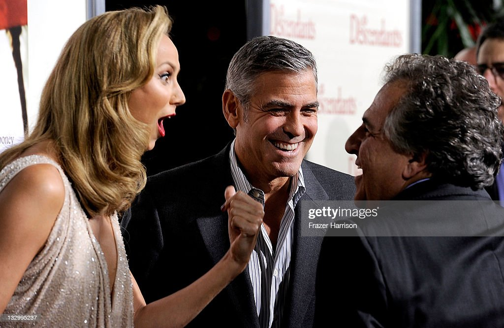 "Premiere Of Fox Searchlight's ""The Descendants"" - Arrivals : News Photo"