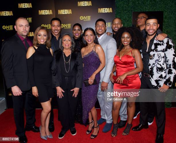 Actors Stelio Sevante Chrystee Pharris Brian White Denise Boutte Penny Johnson Jerald Pooche Hall Finesse Mitchell Jeff Sprauve Blue Kimblee Jillian...