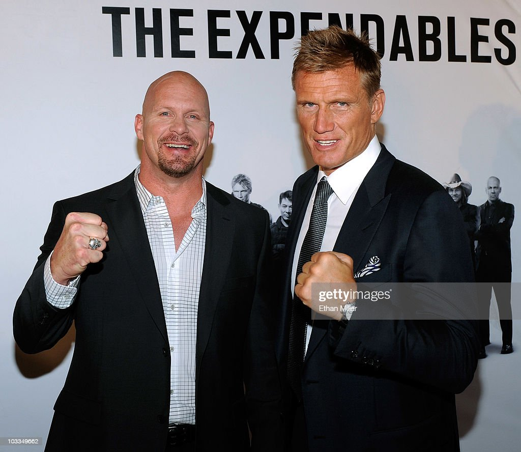 """Screening Of Lionsgate Films' """"The Expendables"""" - Arrivals : News Photo"""