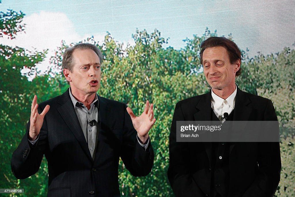 AOL Celebrates Its 2015 Newfront : News Photo
