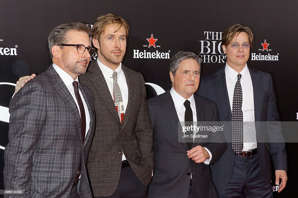 """""""The Big Short"""" New York Premiere - Outside Arrivals"""
