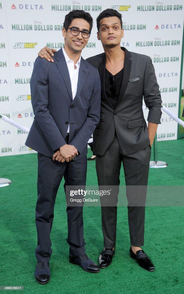 """Million Dollar Arm"" - Los Angeles Premiere"
