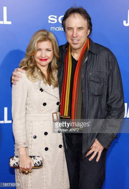 Actors Susan Yeagley and Kevin Nealon attend the premiere of Columbia Pictures' 'Jack And Jill' at the Regency Village Theatre on November 6 2011 in...