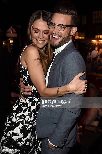 Younger Season 2 And Teachers Series Premiere After Party
