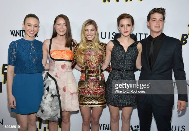 Taissa Farmiga Bling Ring: 60 Top Israel Broussard Pictures, Photos, & Images