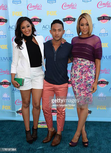¿Cuánto mide Tamera Mowry? - Altura - Real height Actors-tamera-mowry-tahj-mowry-and-tia-mowry-attend-the-teen-choice-picture-id176197364?k=6&m=176197364&s=612x612