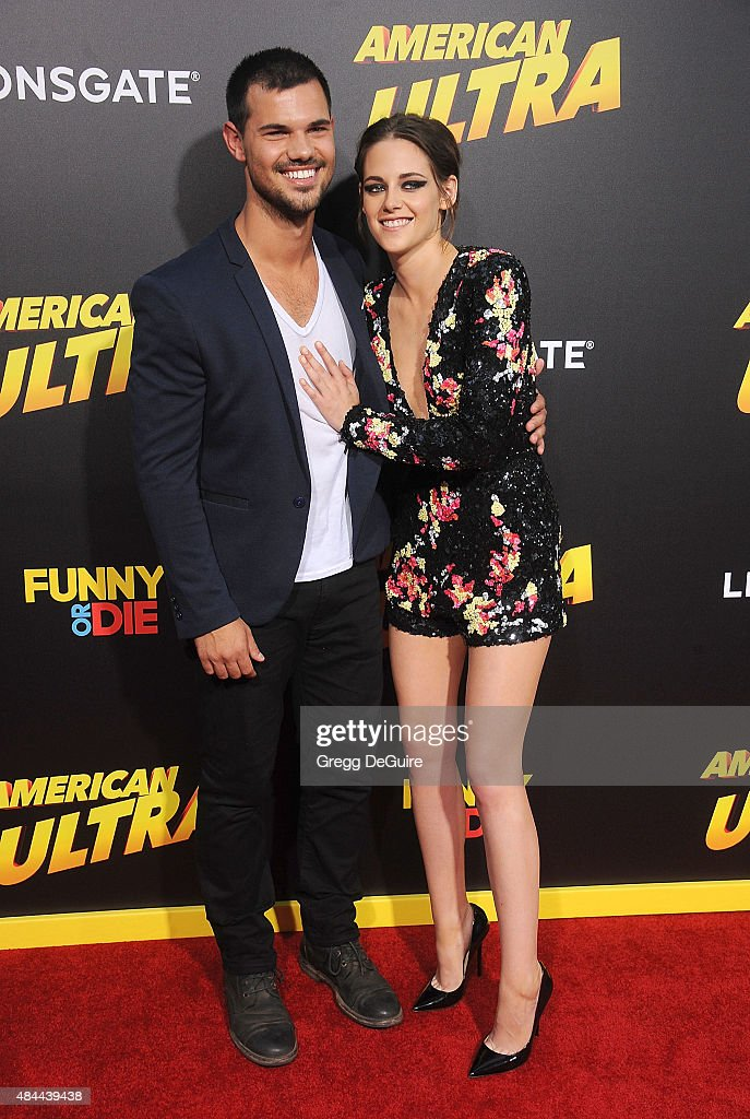 """In Focus: """"American Ultra"""" Premieres in Downtown L.A."""