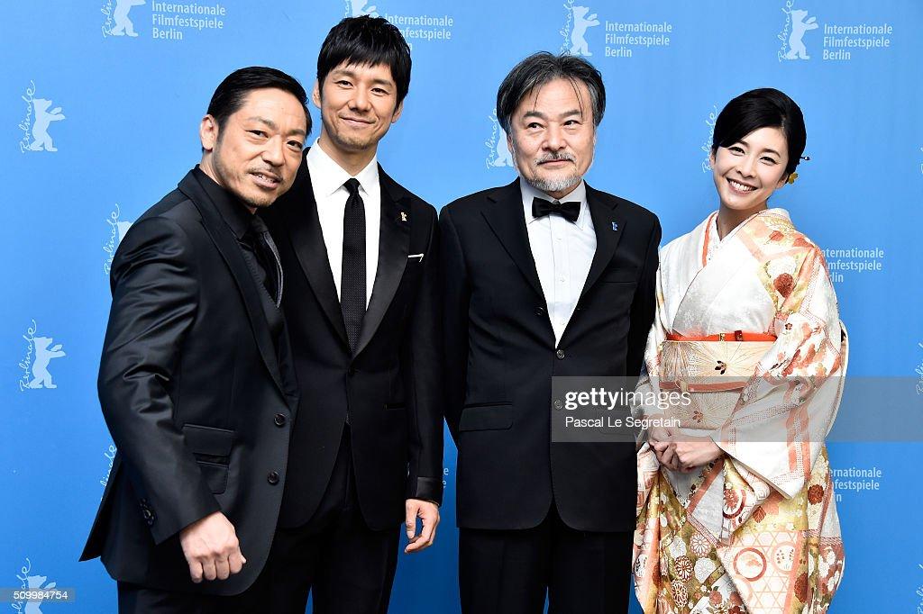 'Creepy' Photo Call - 66th Berlinale International Film Festival : News Photo