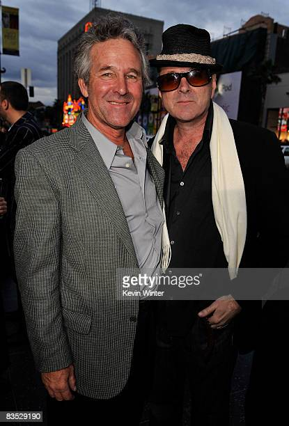 Actors Timothy Bottoms and Sam Bottoms arrives at the 2008 AFI Fest centerpiece gala screening of Che held at The Grauman's Chinese Theatre on...