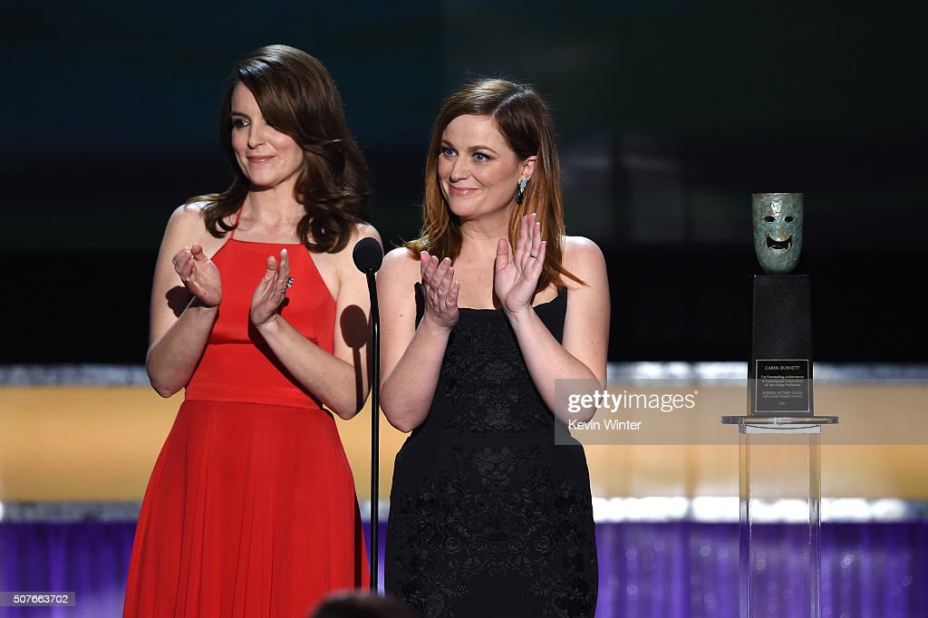 The 22nd Annual Screen Actors Guild Awards - Show : News Photo