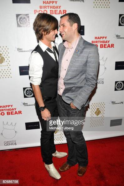 Actors Todd Herzog And Ross Mathews Arrive At The Vma Pre Party