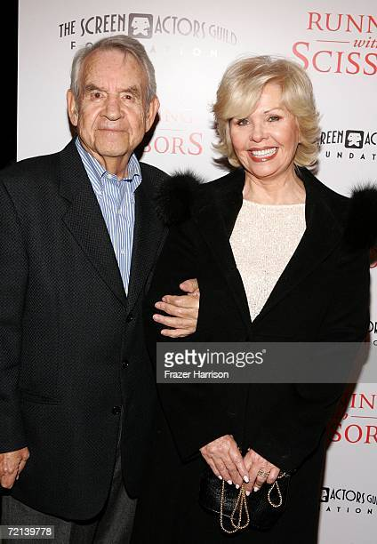 Actors Tom Bosley and Patricia Carr arrive at the world premiere of Tristar Picture's Running With Scissors at the Academy of Motion Picture Arts...