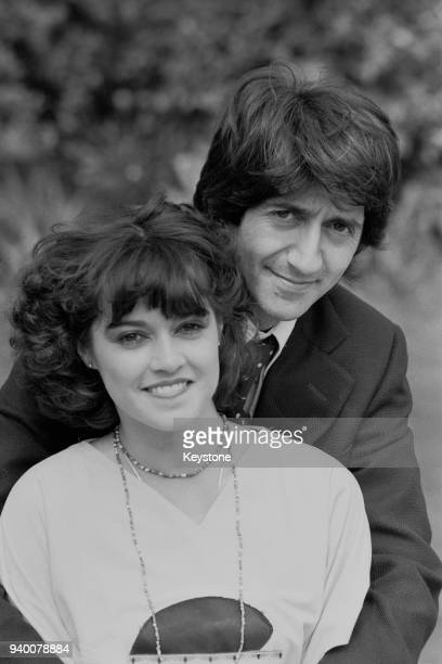 Actors Tom Conti and Gemma Craven stars of the new musical 'They're Playing Our Song' UK 1st May 1980