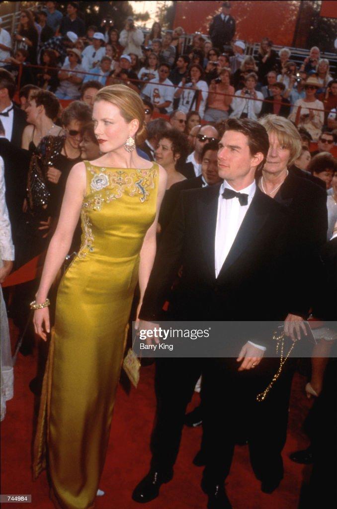 Tom Cruise and Nicole Kidman Announce Separation : News Photo