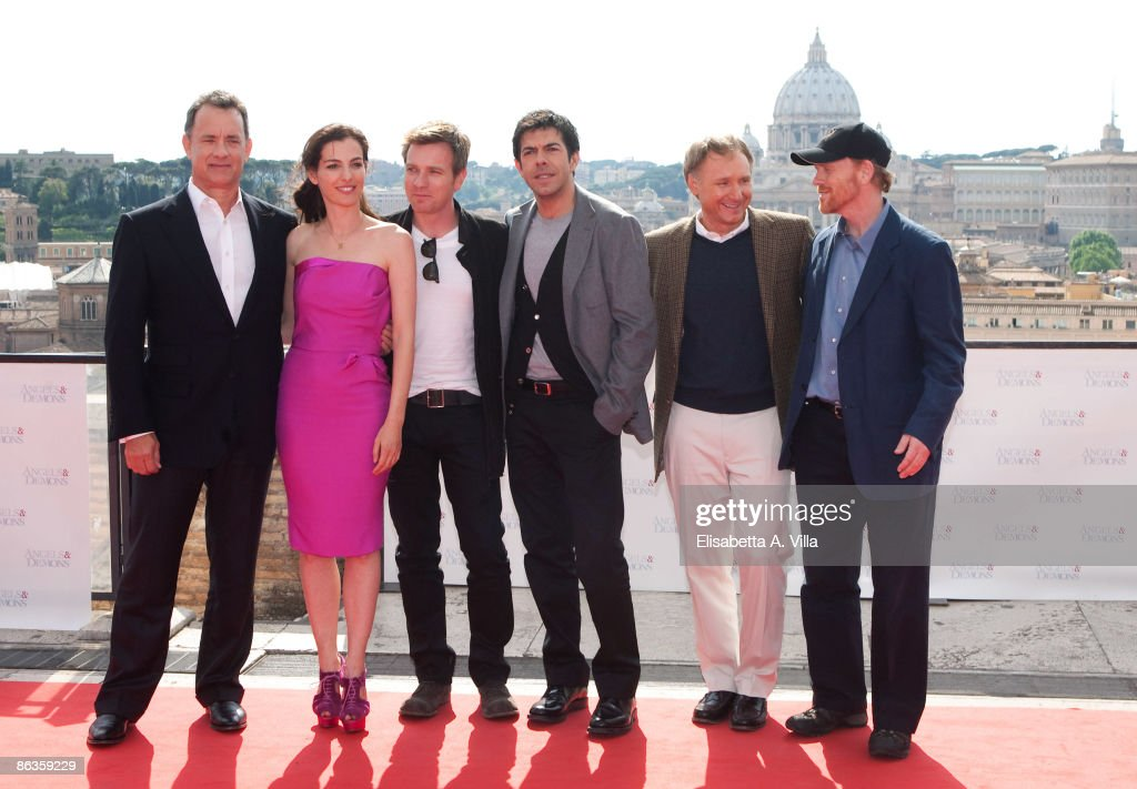 'Angels & Demons' - Rome Photocall : News Photo