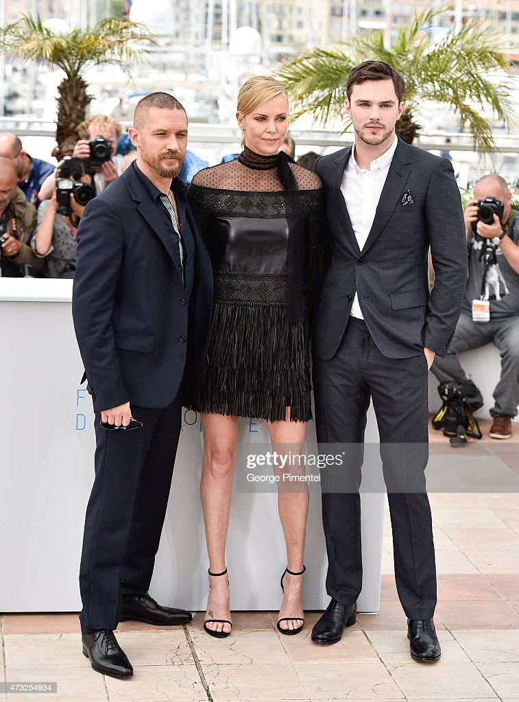 'Mad Max : Fury Road' Photocall - The 68th Annual Cannes Film Festival : News Photo
