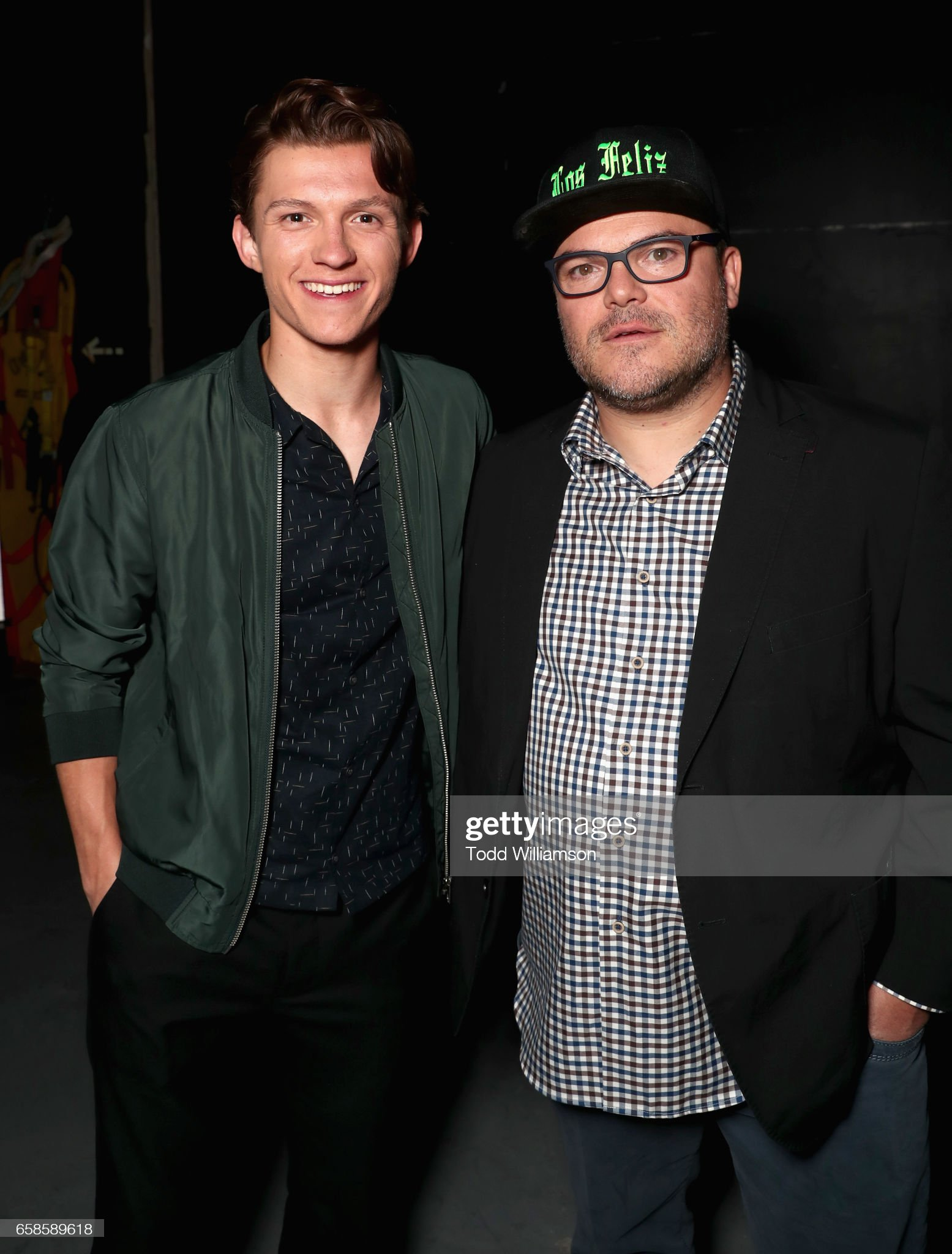 ¿Cuánto mide Tom Holland? - Altura - Real height Actors-tom-holland-and-jack-black-at-the-cinemacon-2017-gala-opening-picture-id658589618?s=2048x2048