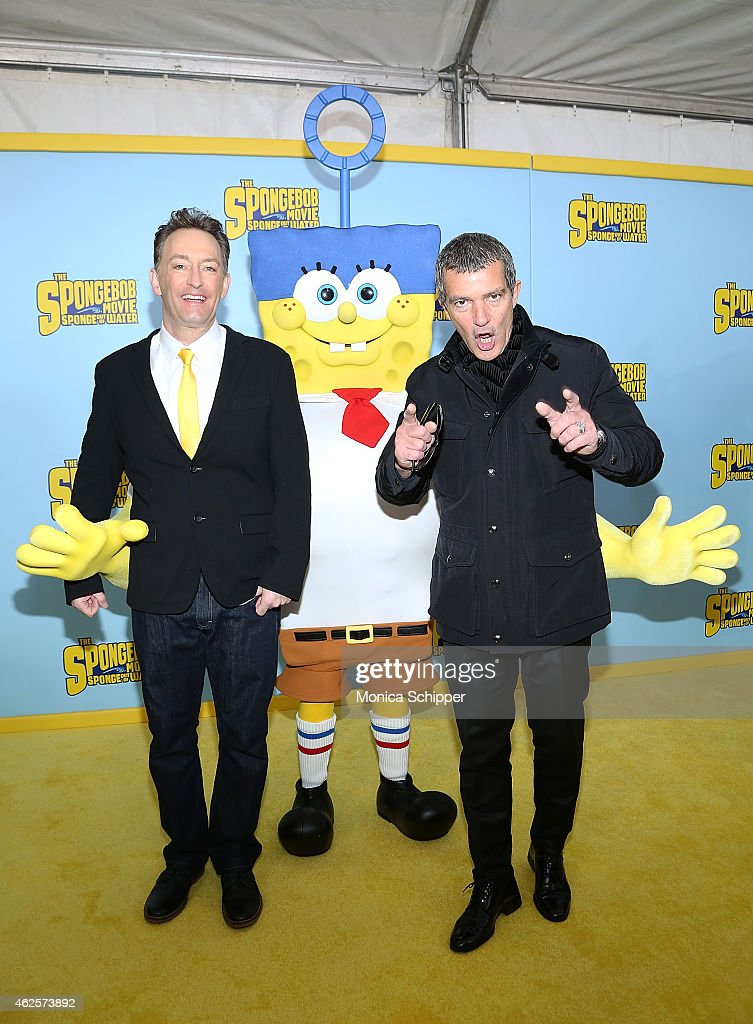 """The Spongebob Movie: Sponge Out Of Water"" World Premiere"