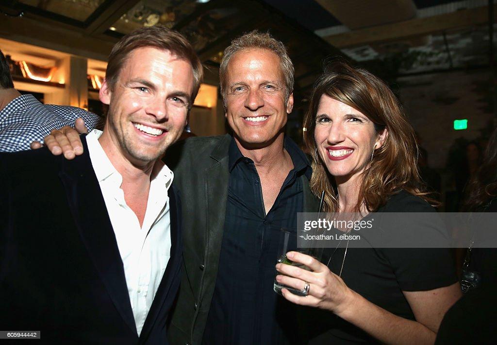 Audi Celebrates The 68th Emmys : News Photo