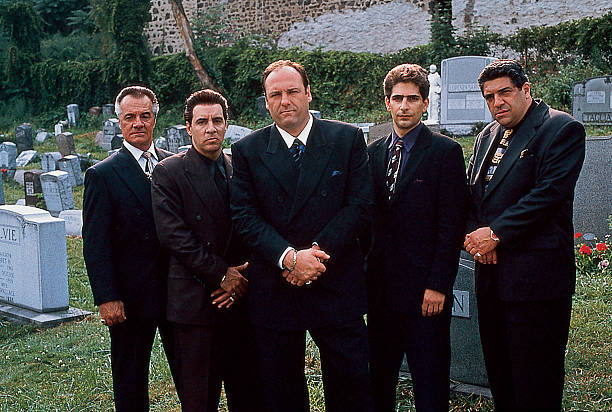 USA: In the News - 'The Sopranos'