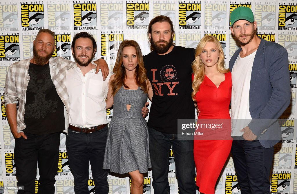 "All Hail ""Vikings"" at Comic-Con International 2013 - ""Vikings"" Media Room"