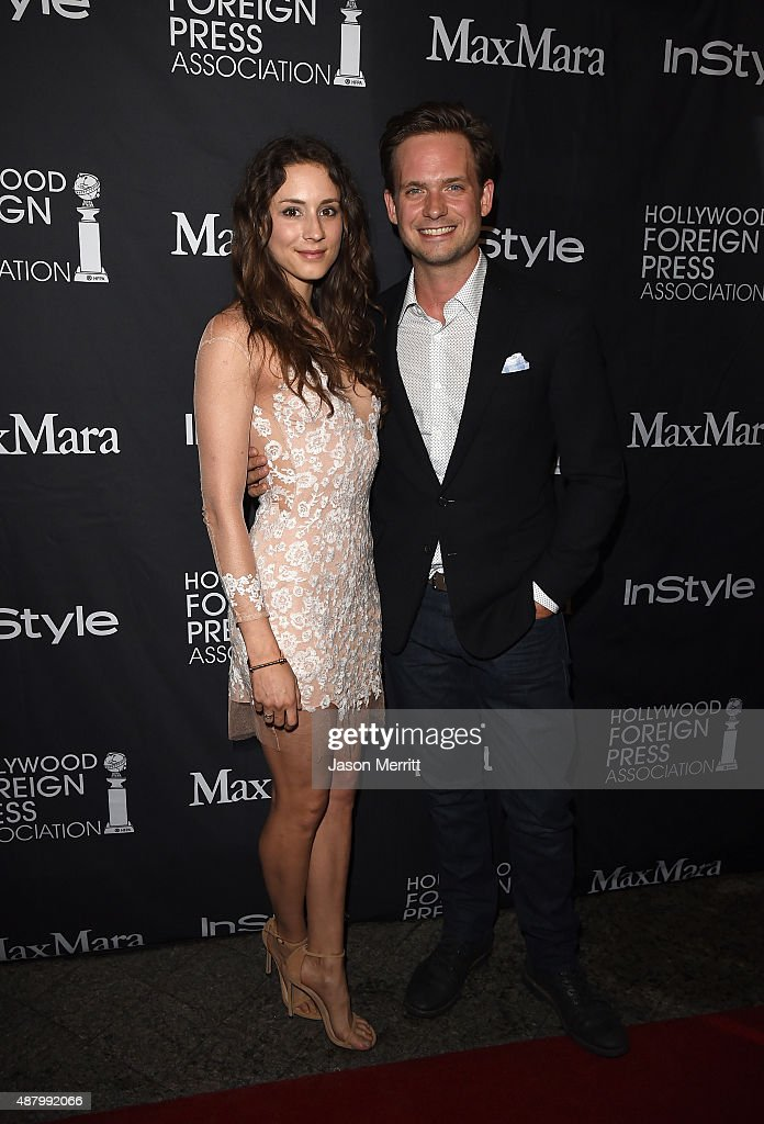2015 Toronto International Film Festival -InStyle & HFPA Party At TIFF - Arrivals : News Photo